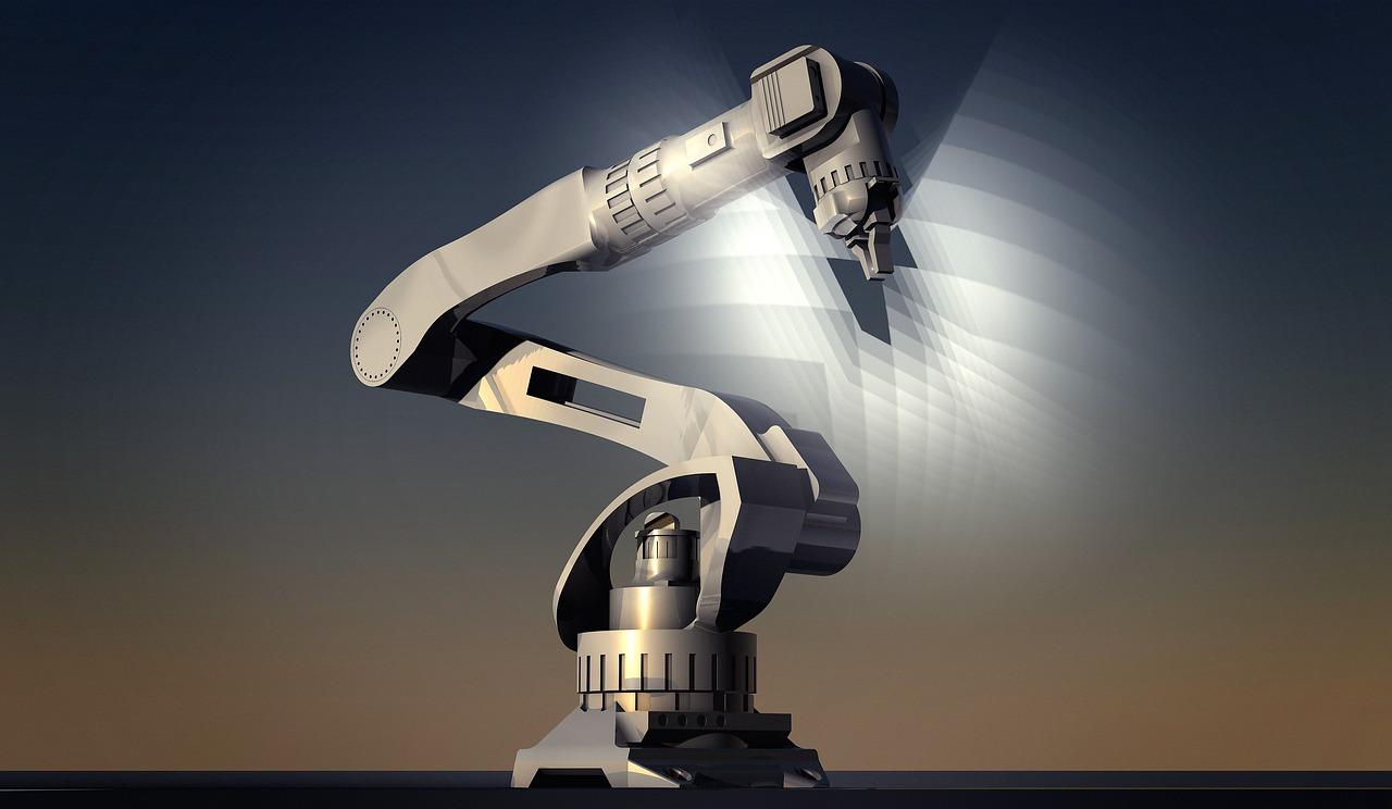 cybernetics, robot, robot arm